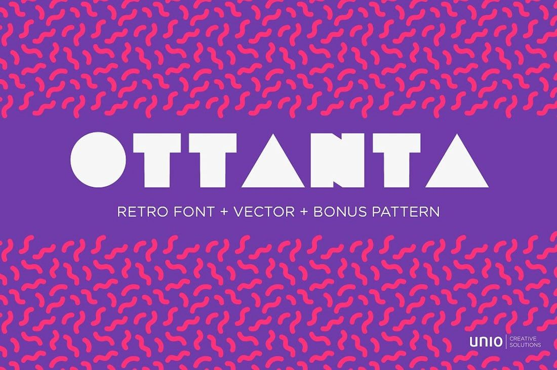 80s Fonts A Retro Typographic Trend (+ Examples) (With