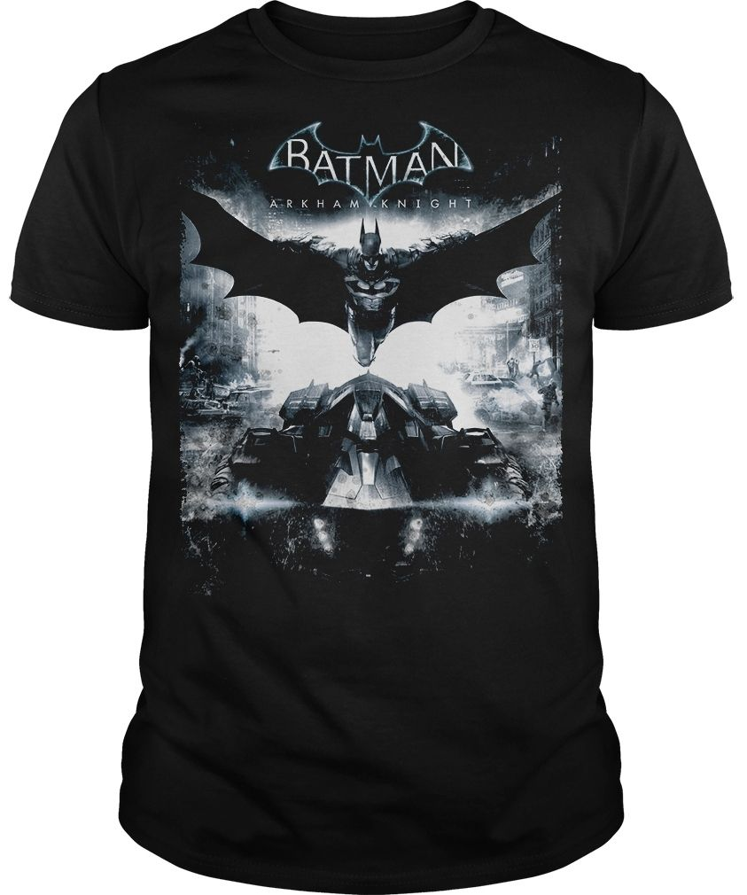#Batman Arkham Knight Forward Force t-shirt - http://t-shirts.abouttestosterone.net/batman-arkham-knight-forward-force-t-shirt/
