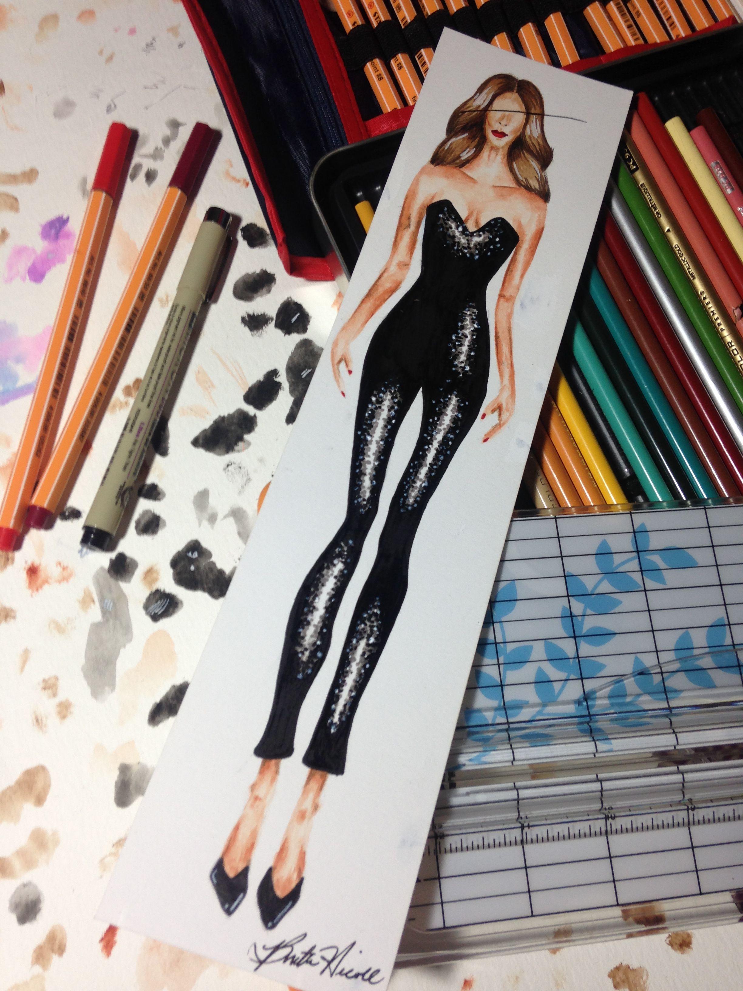 Brittnie Nicole Illustrations | instagram: @b.nicc