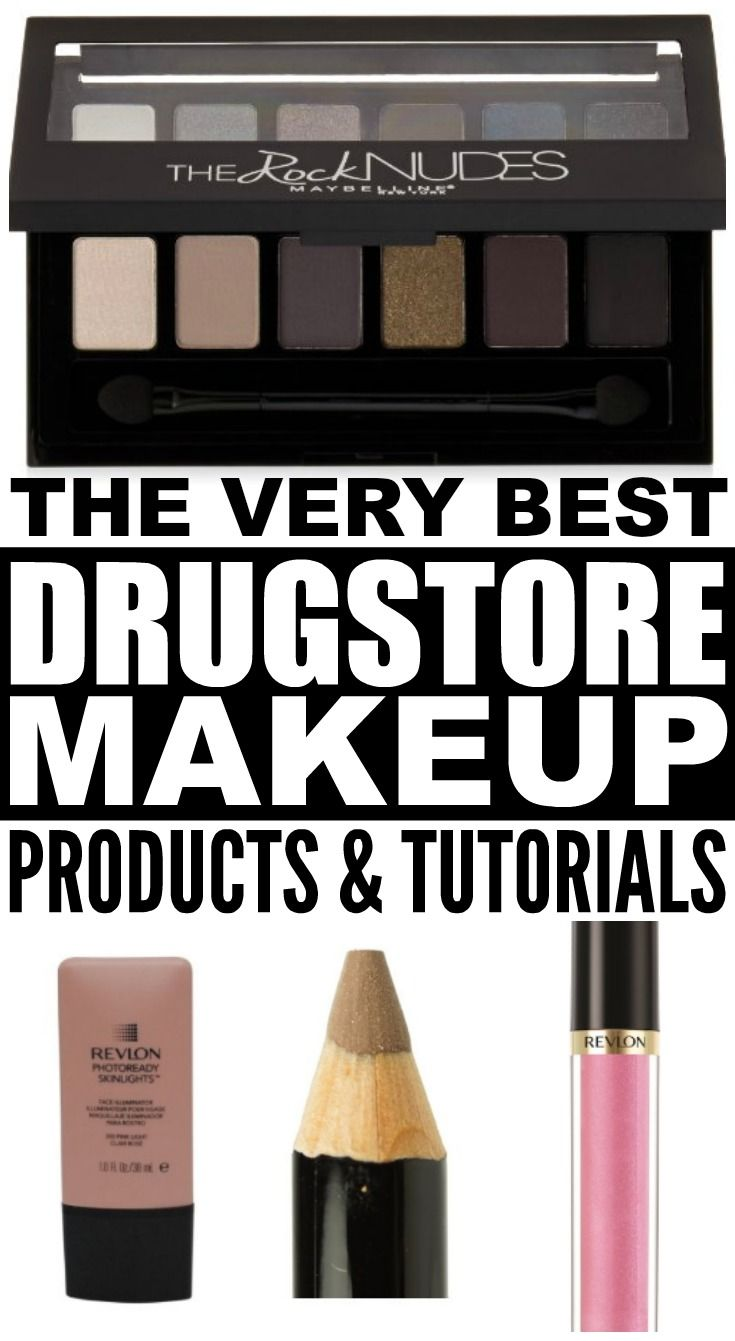 Looking for the best drugstore makeup tutorials to teach you how to look good on a budget? Look no further. From the best eyeshadow palettes (Maybelline!) and mascaras to make your eyes pop, to the top drugstore foundations and contouring products, these videos will teach you how to get the biggest bang for your buck on your next makeup haul.