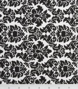 joann's fabric for tables Fabric, Black fabric, Joann