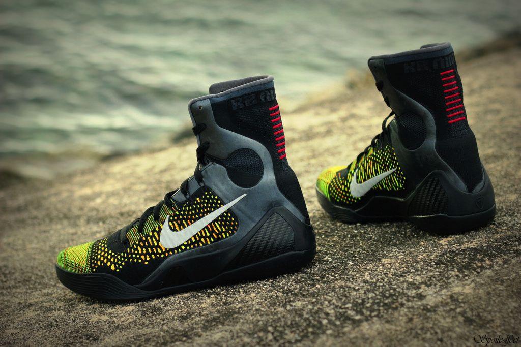 wholesale dealer ee21f 0c411 Nike Kobe 9 Elite