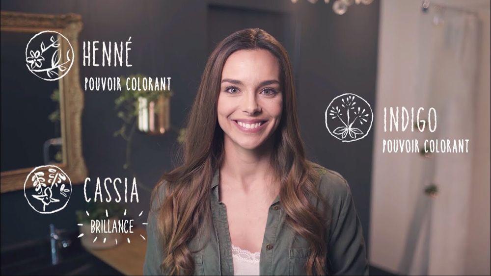 Innovation Garnier Color Herbalia Testee Et Approuvee Par Marine Lorphelin Youtube