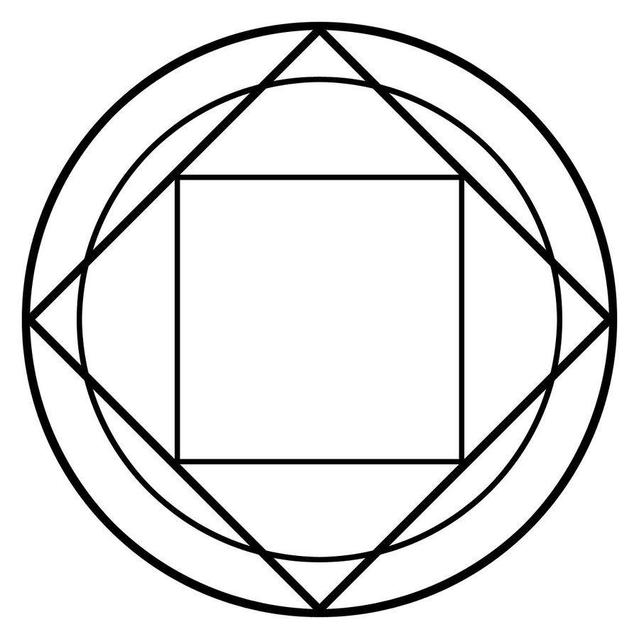 Basic Transmutation Circle By Scholarlybelgarath My Fullmetal