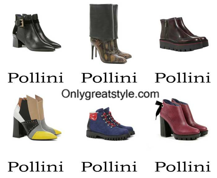 FOOTWEAR - Ankle boots Pollini tbEBN