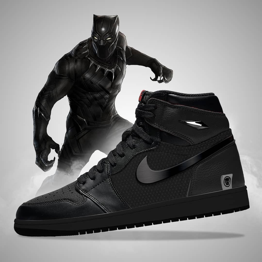 We Wish These Avengers Inspired Air Jordans Were Real