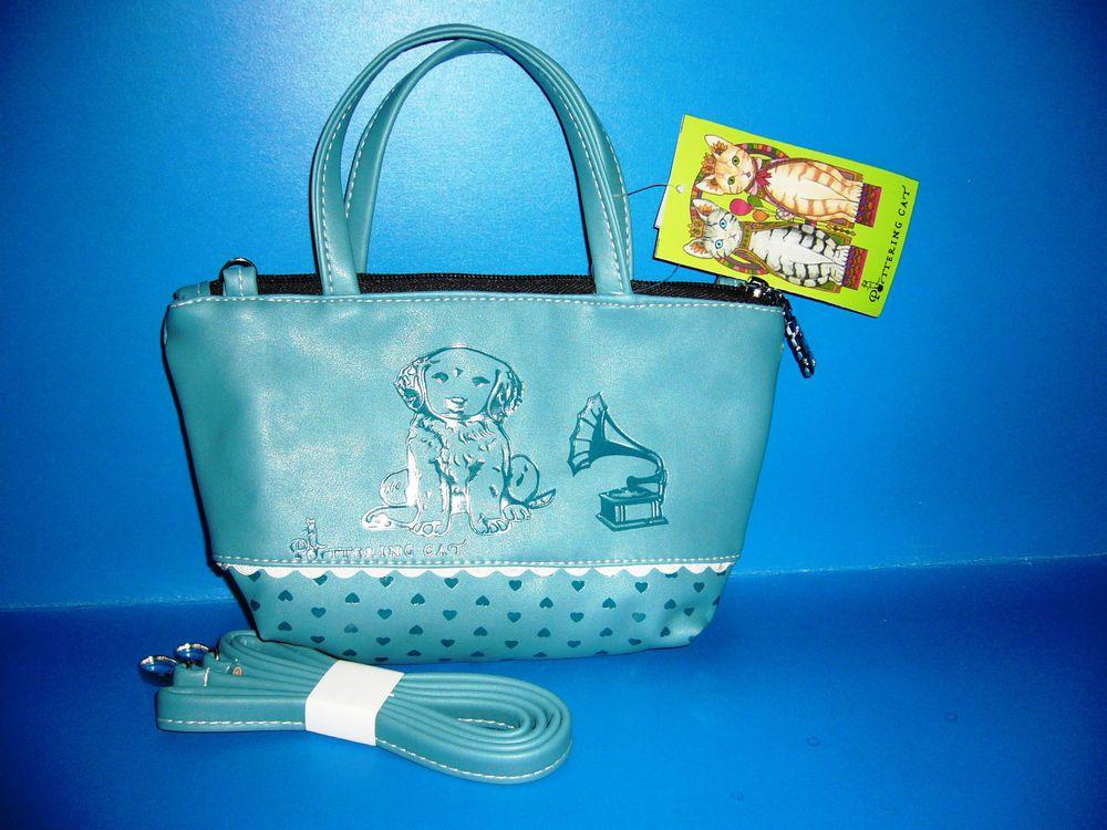 SALES! Dog Puppy Pet Shoulder Messenger Bag Handbag BAG147 NEW
