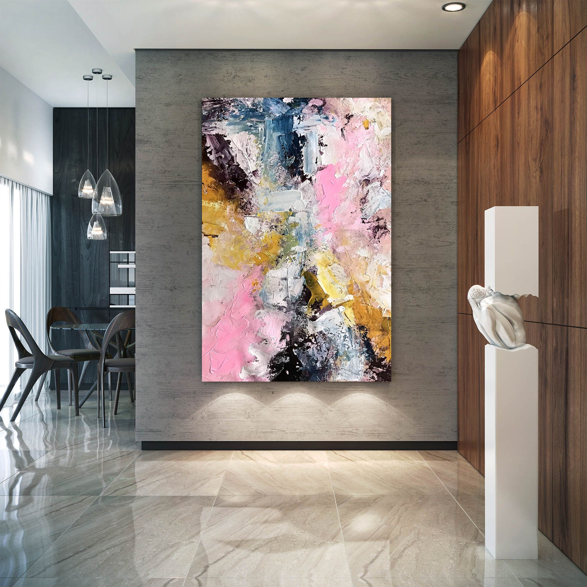 Large Abstract Painting Large Abstract Painting On Canvas Texture Art Painting Acrylic Abstr Large Modern Wall Art Large Abstract Wall Art Extra Large Wall Art