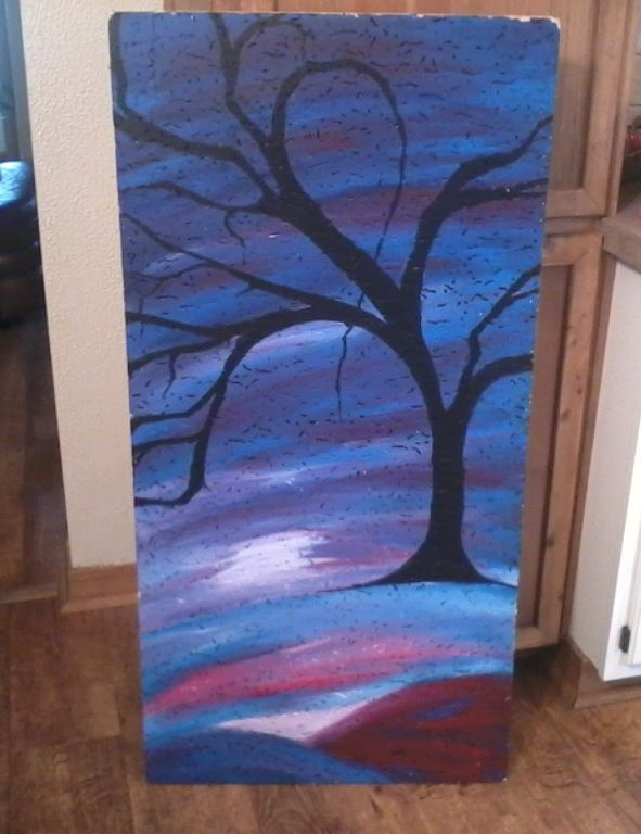 3 My Ceiling Tile Painting Done At School Painting Tile Ceiling Tiles Art Ceiling Tiles Painted