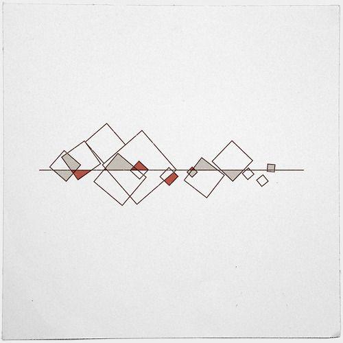 geometric minimal art - Buscar con Google