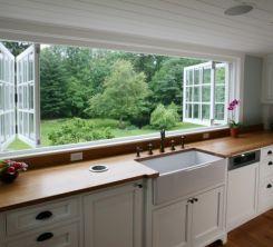 Love that kitchen window.