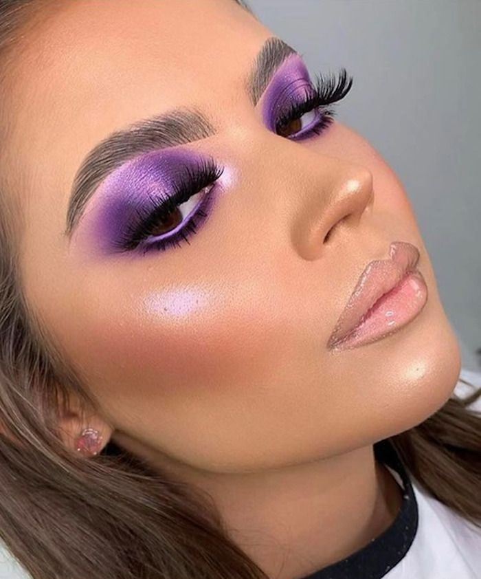 Photo of Halo Eye Makeup Trend: The Eyeshadow Technique That Will Give You Stellar Gaze – Page 4 of 7 – VIVA GLAM MAGAZINE™
