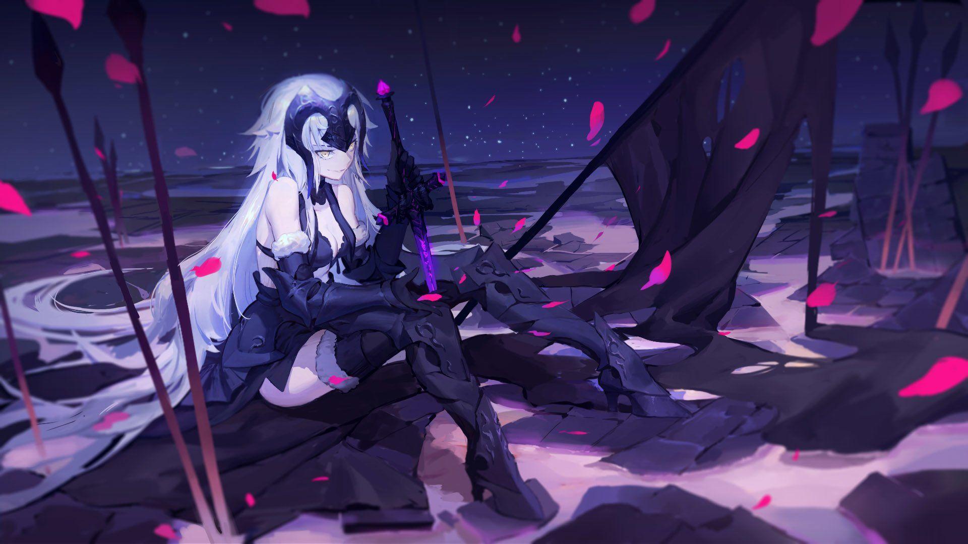Anime Fate Grand Order Ruler Fate Apocrypha Avenger Fate Grand