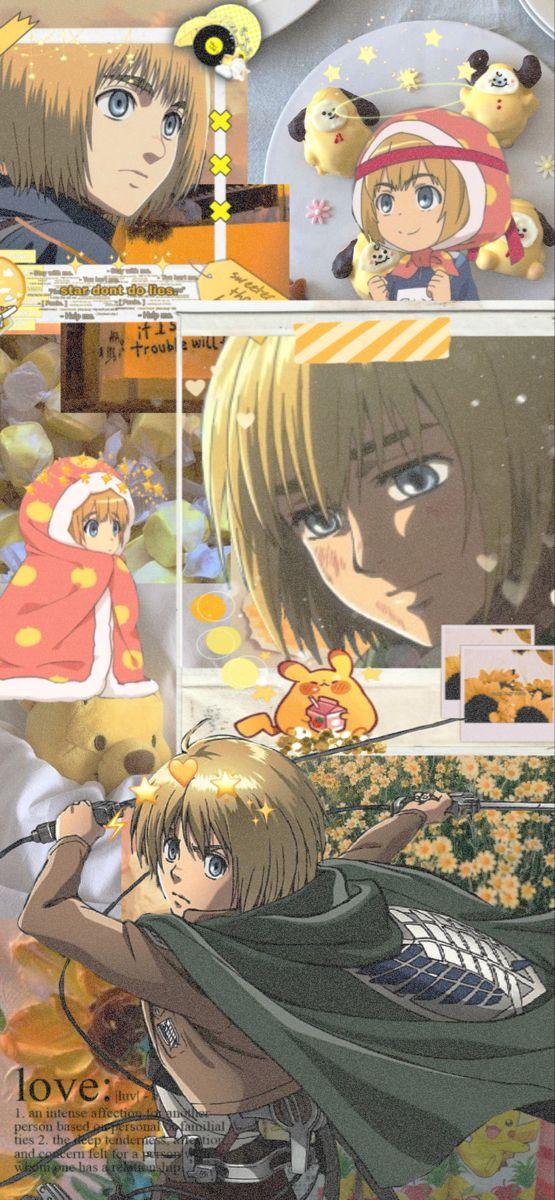 ♥*♡+:。 Armin Arlert 。.。:+♡*♥