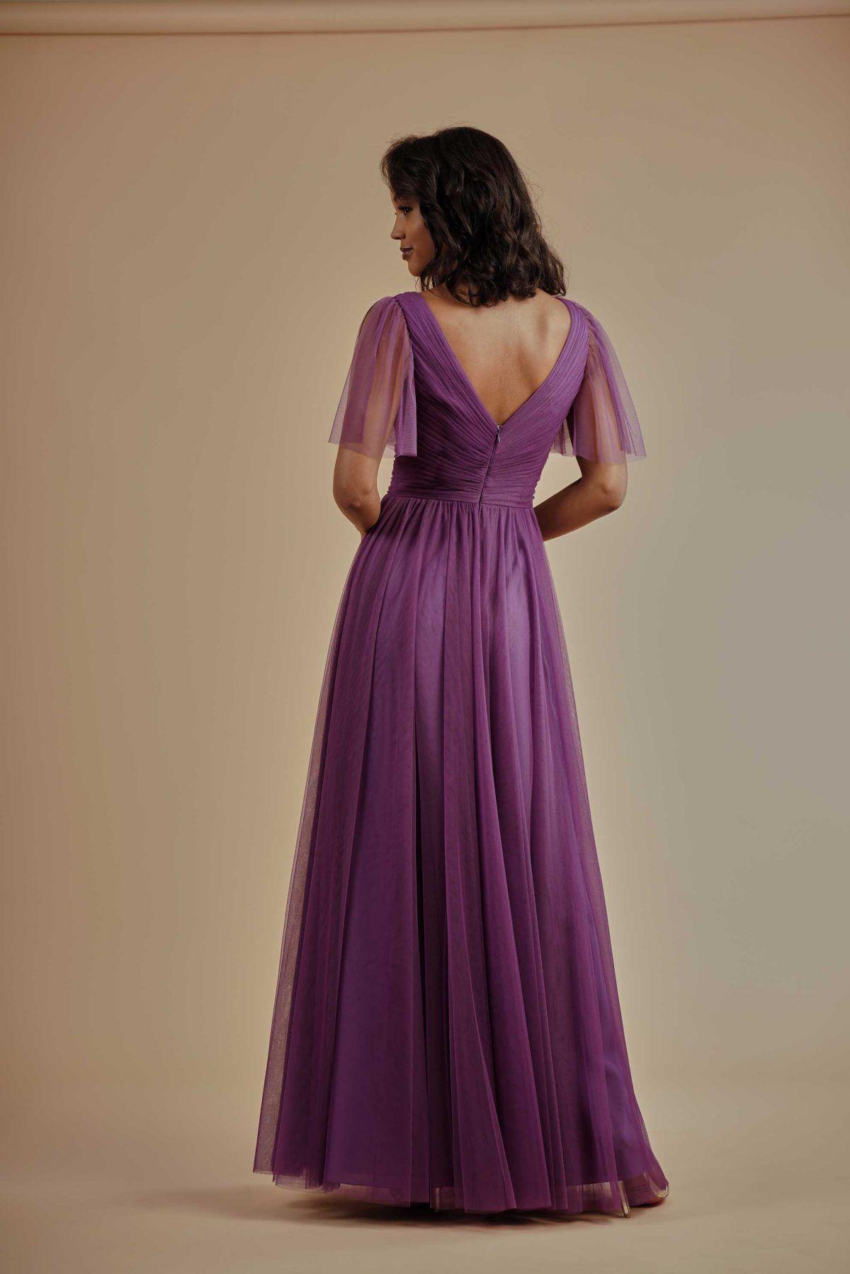 Abendmode Jasmine  Abendkleid L19  Brautjungfernkleid