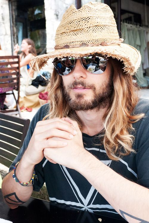 Jared Leto in Tulum #5 - Photo by Terry Richardson