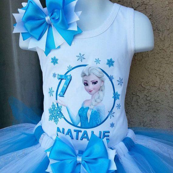 Disney Frozen Ni/ñas Camiseta y Short