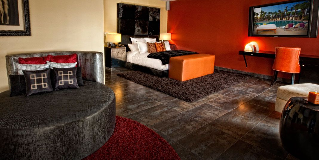 Lucky Eight Suite Casino Tower Hard Rock Hotel Las Vegas - hotel appartements luxuriose einrichtung hard rock hotel las vegas