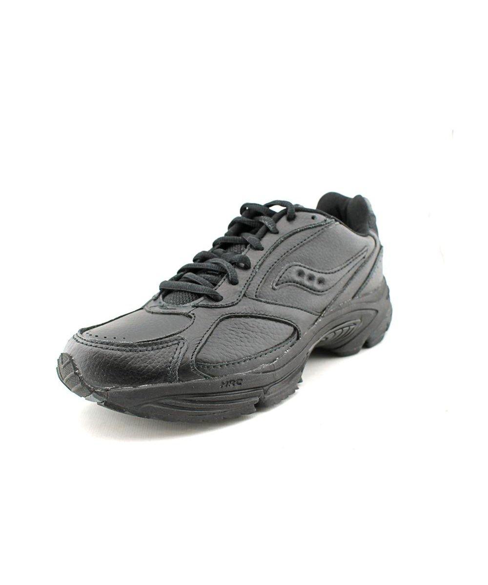 9fd4e8f76f0 SAUCONY Saucony Grid Omni Walker Round Toe Leather Walking Shoe ...