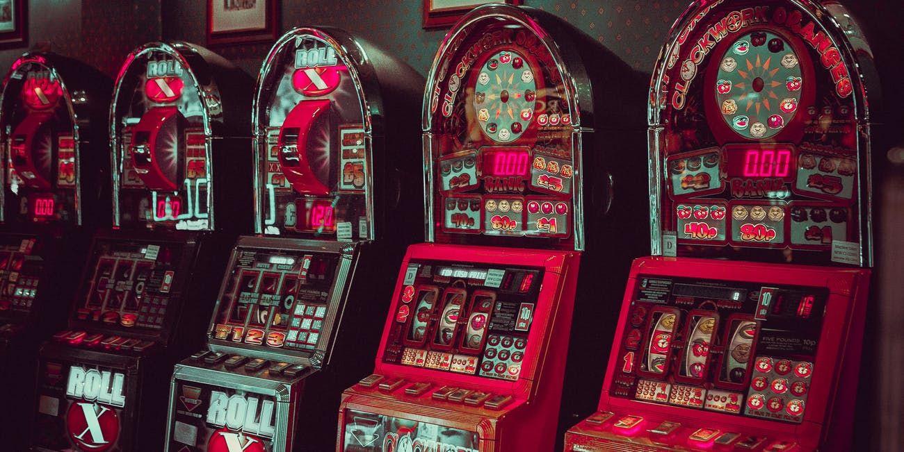 Pin On Gambling Logo Slot Machine