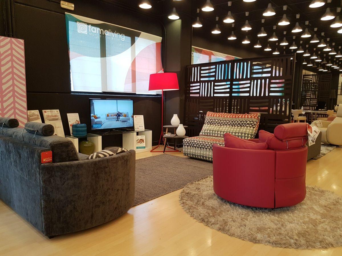 Renovaci N Tienda De Sof S Famaliving Madrid Las Rozas  # Muebles Las Rozas
