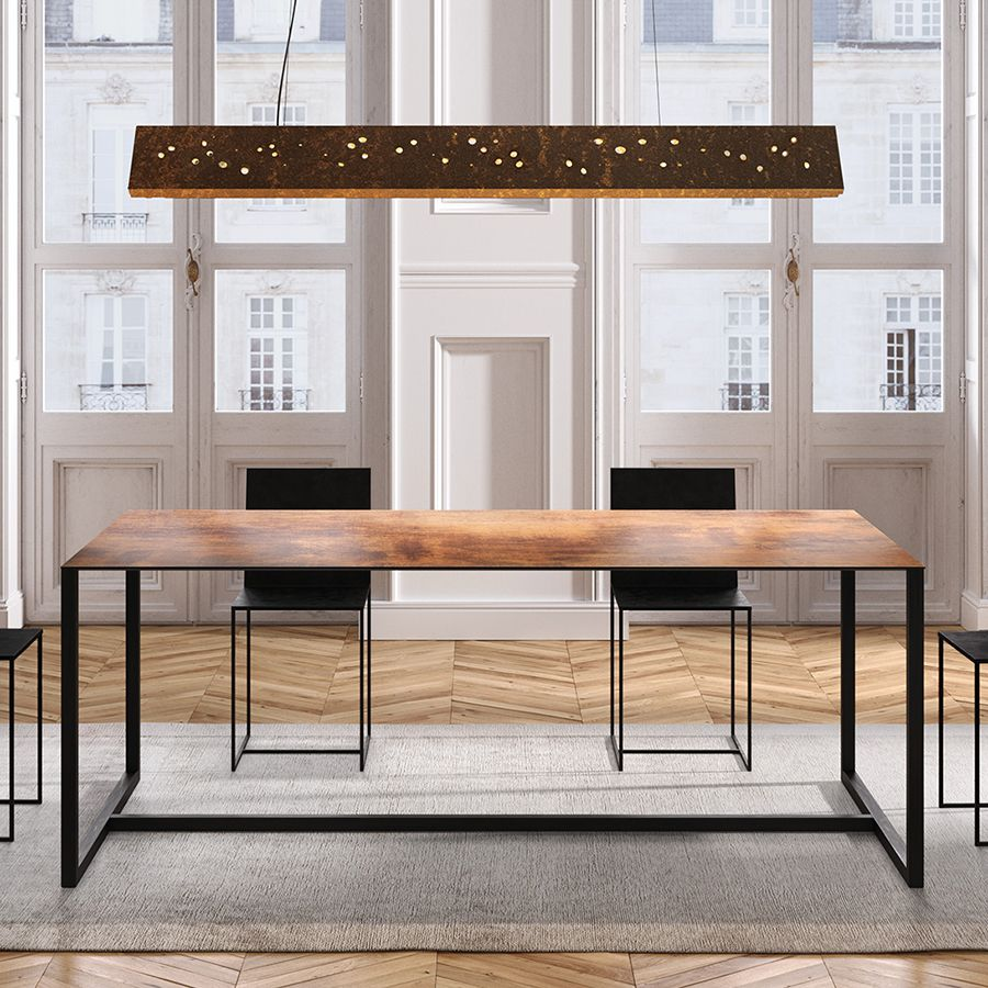 Home Staging Dining Room Table: Big Brother Table