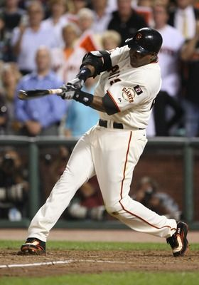 Barry Bonds, the all-time home run king