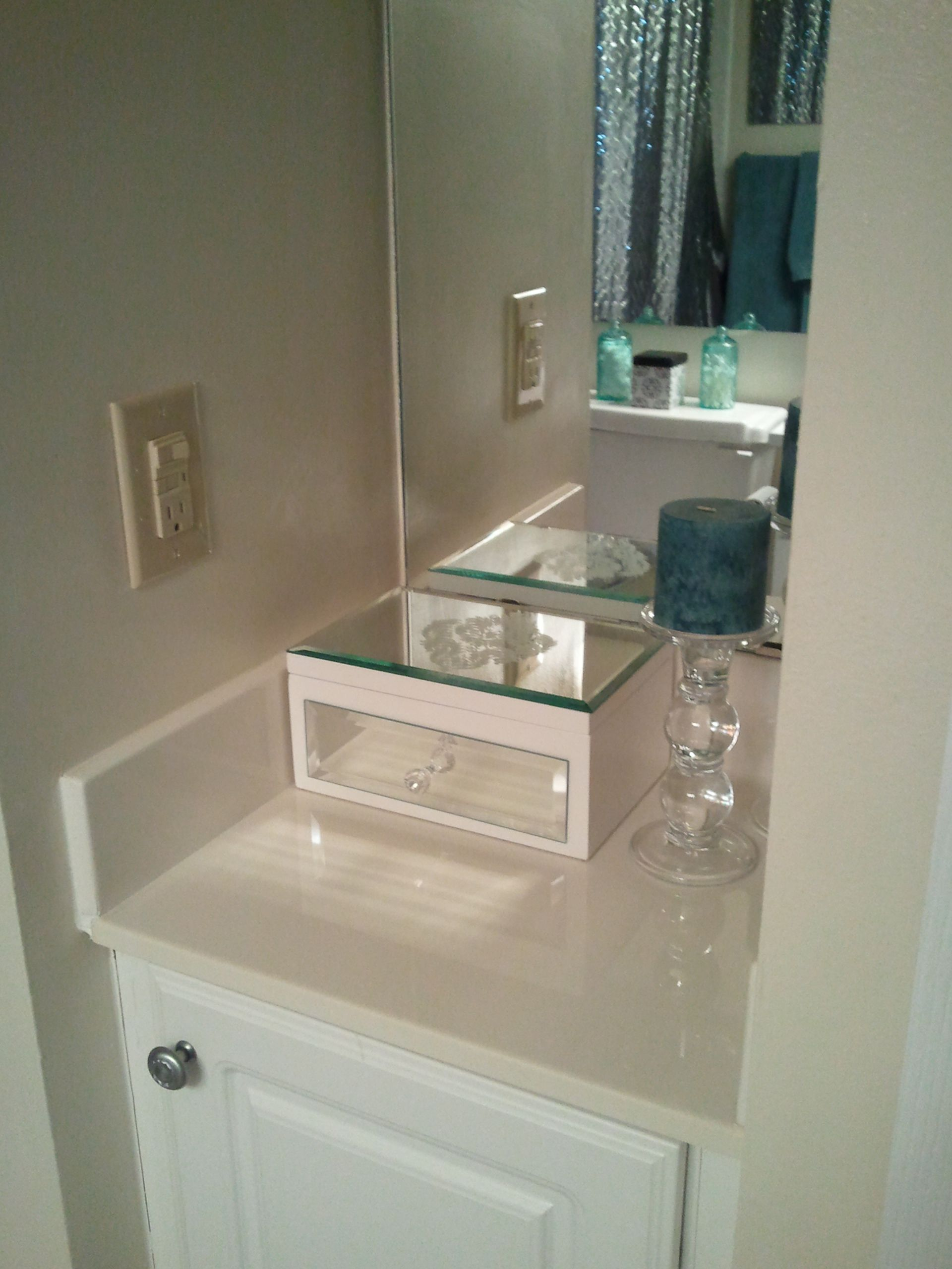 Makeup vanity house pinterest vanities and house