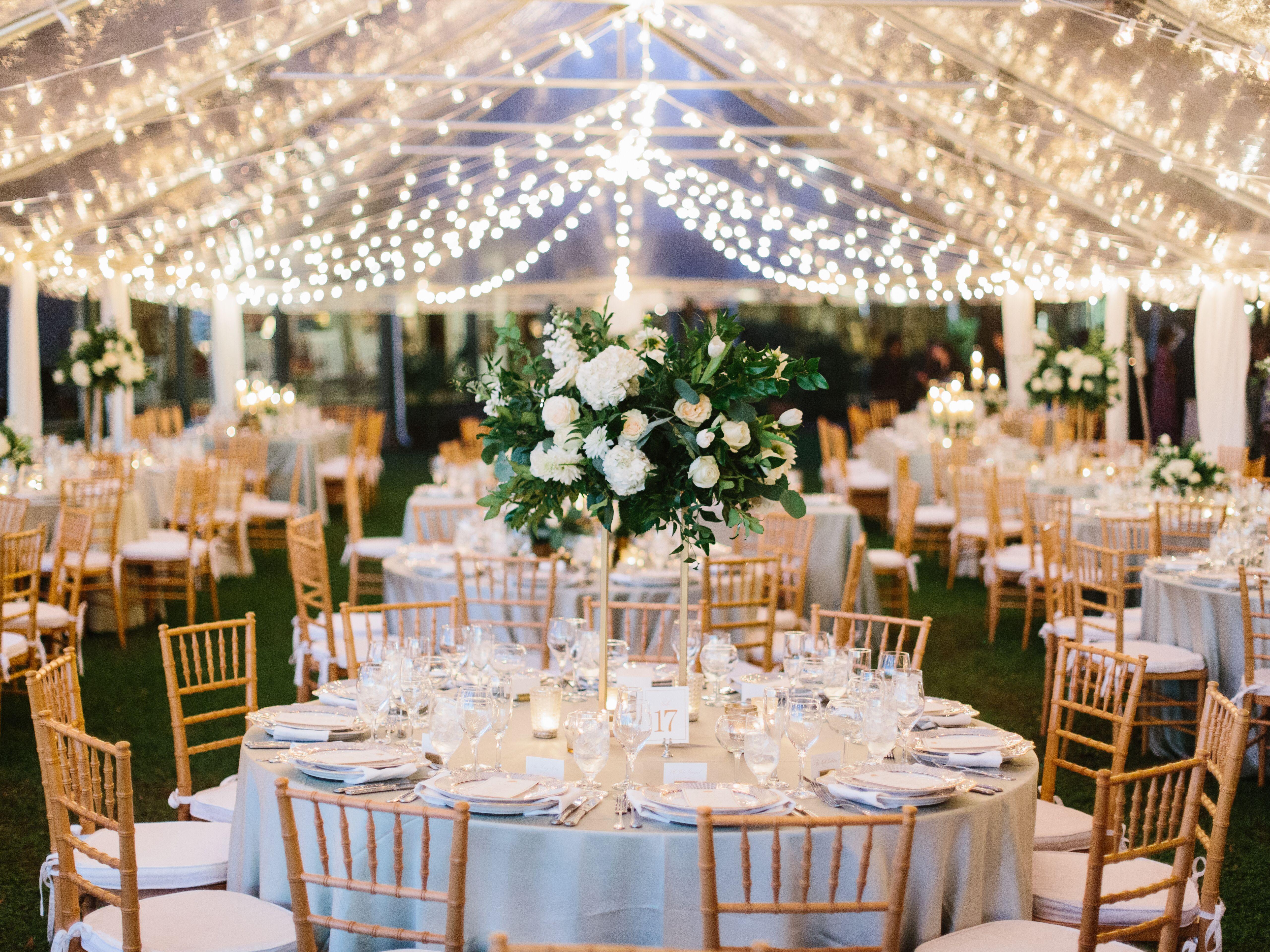 Rachel Red Photography Glam Wedding Decor Backyard Tent Wedding Tent Wedding Reception