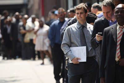This is what it feels like to be unemployed for years