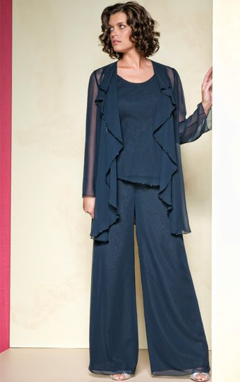 Elegant Evening Pant Suits Suit Women For Wedding Men Dress Man