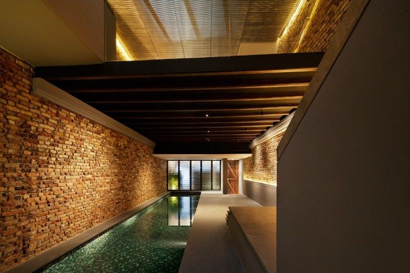 The Pool Shophouse by FARM and KD Architects (2)