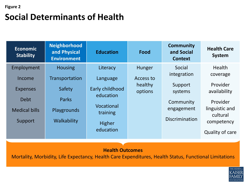 Figure 2 Social Determinants Of Health Public Health Quotes Social Determinants Of Health Health Quotes