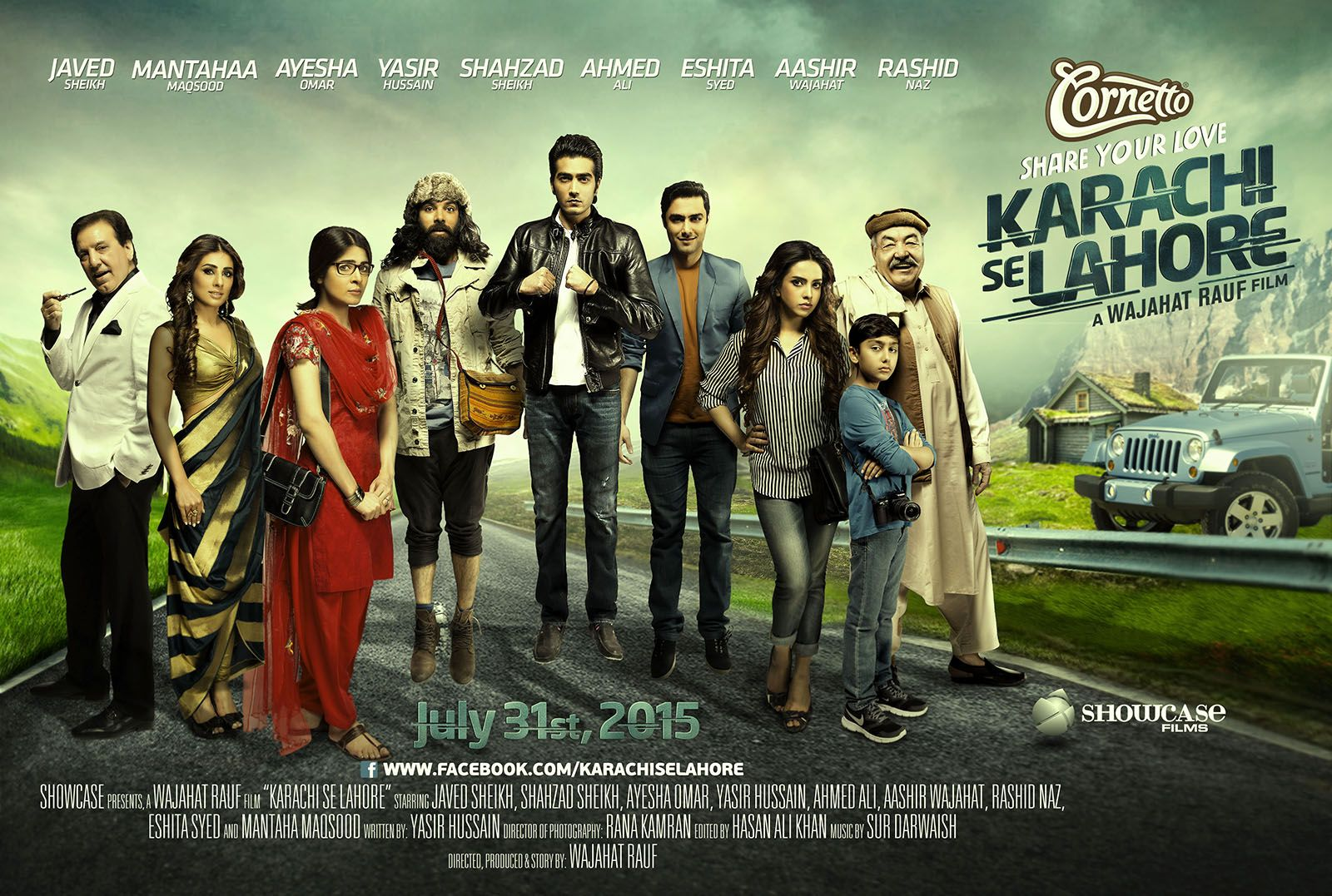 Lead Horizontal Poster Pakistani Movies Pakistan Movie Movies