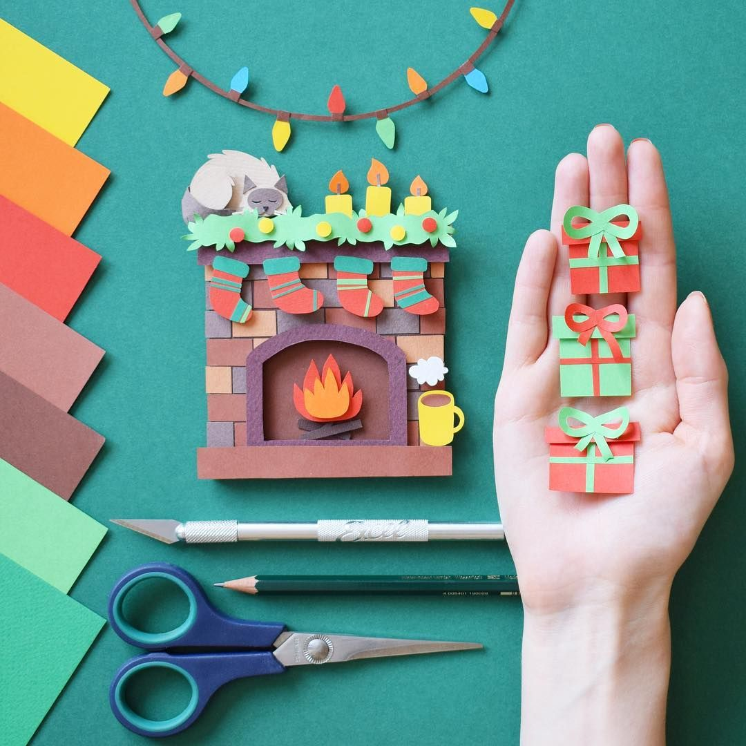 43+ Paper cutting craft knife ideas