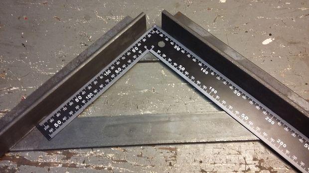 Indestructible Corner Clamp Jig For Welding Projects Welding Projects Welding Table Welding