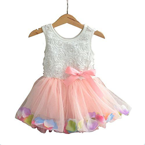 Blue Embossed Flower Girl Dress Wedding Pageant Party Infant Baby 12m-18m FG159