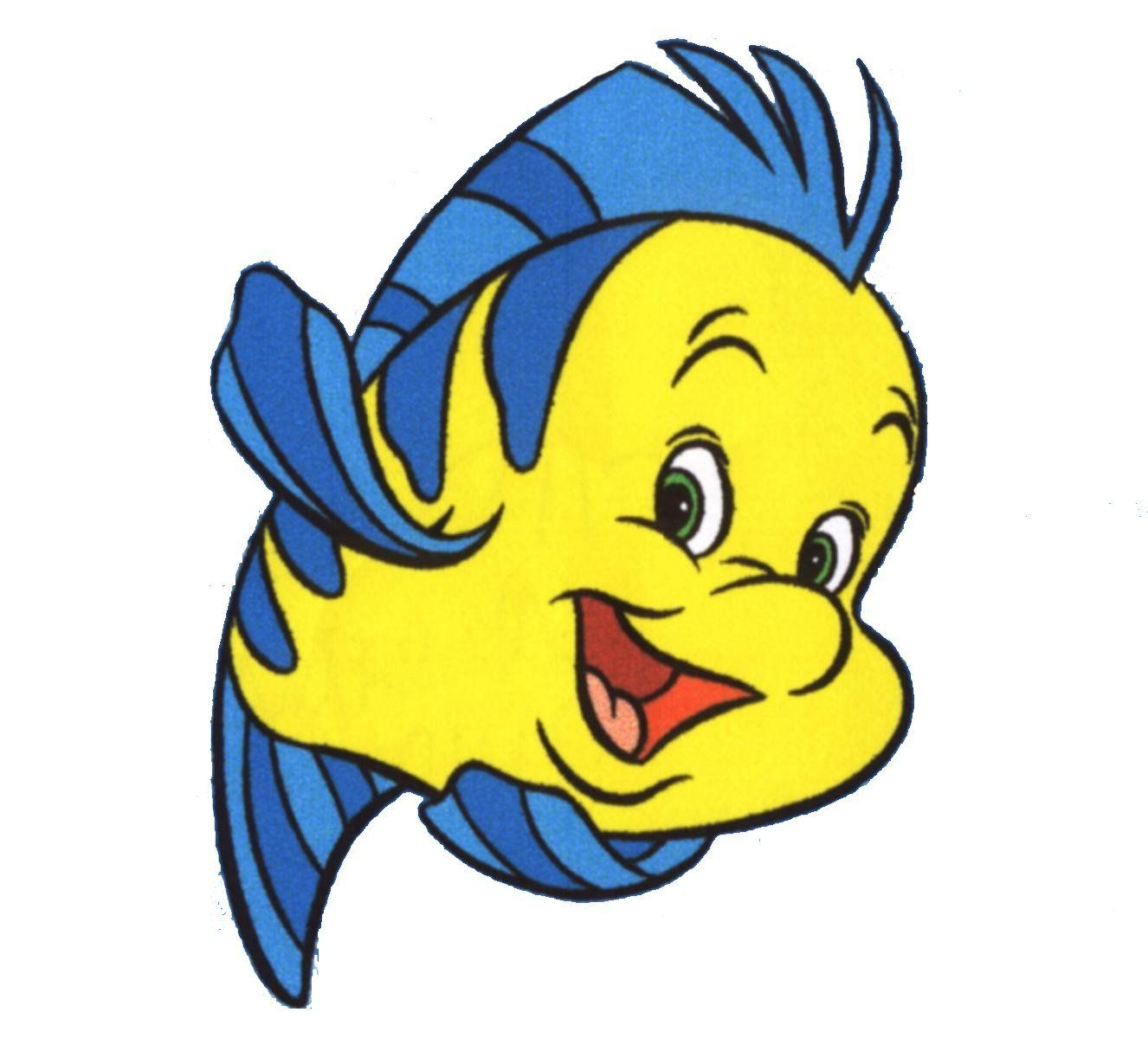 Uncategorized Images Of Flounder From The Little Mermaid flounder google search nfl the yellow draft pinterest little mermaid wall decal kids sticker cartoon 4 x 5