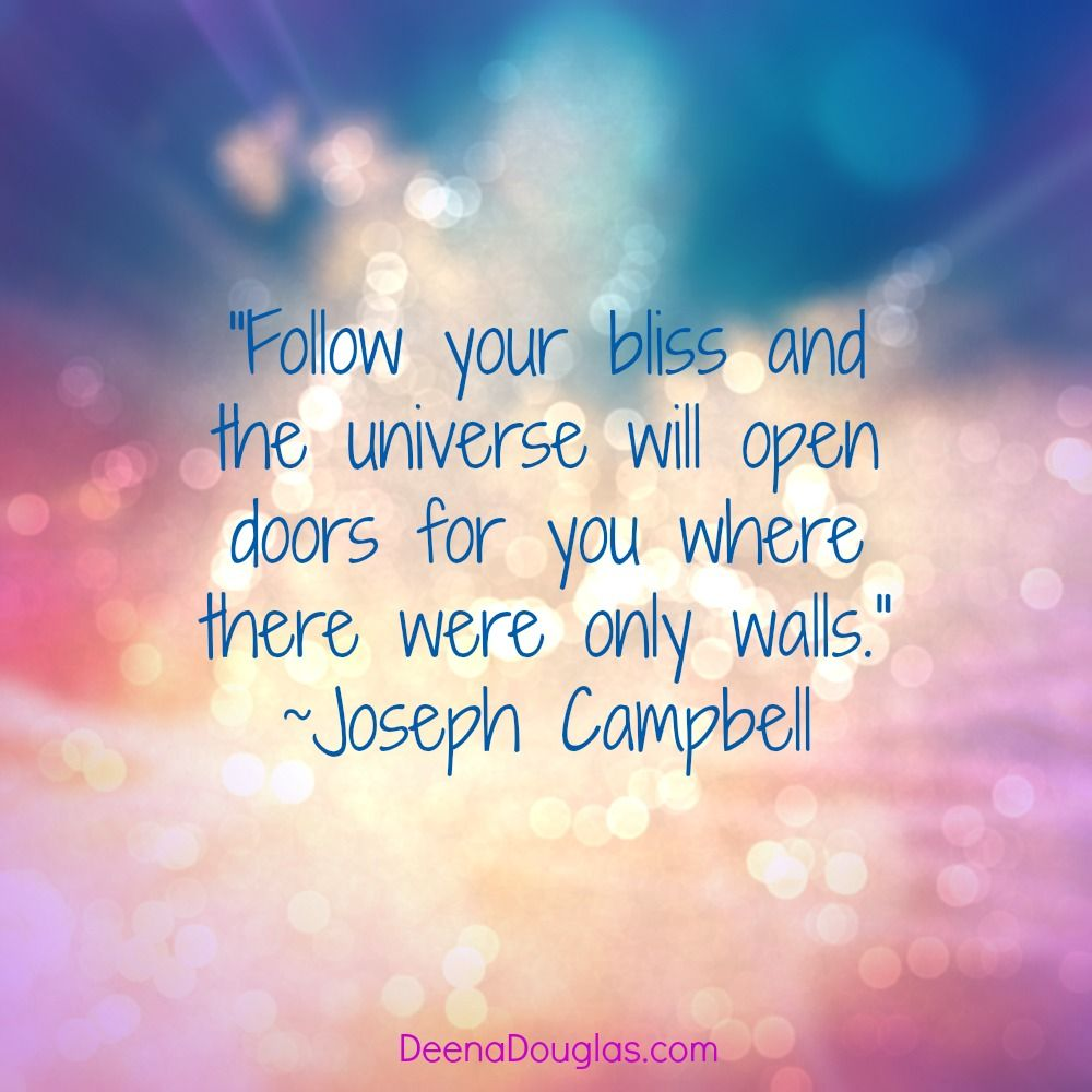 Joseph Campbell Quotes On Love: Ultimate Energy Therapy™