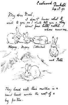 Beatrix Potter: The Tale of Peter Rabbit - Victoria and Albert Museum
