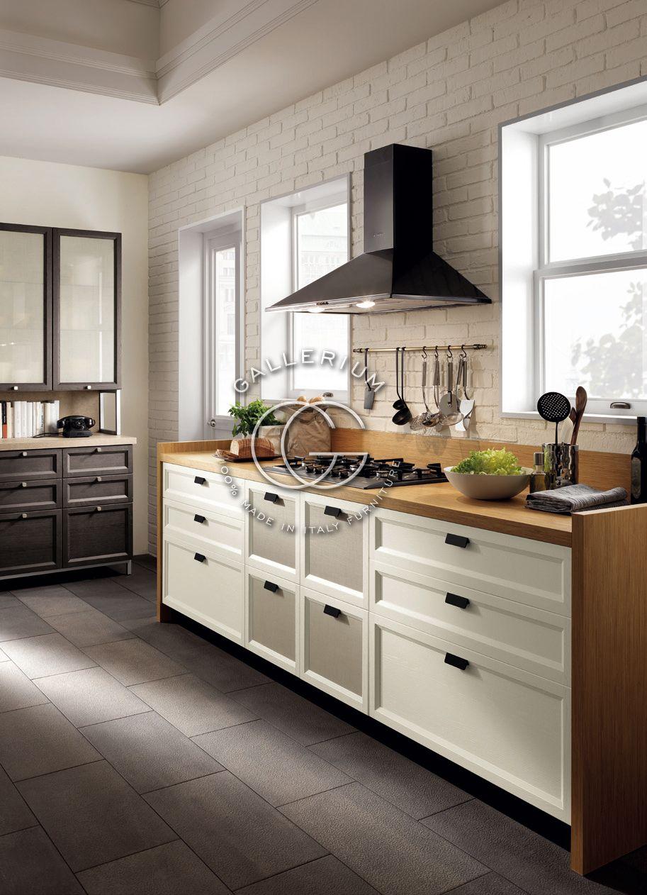 Scavolini Kitchen : Atelier | cucina | Scavolini kitchens, Kitchen e ...