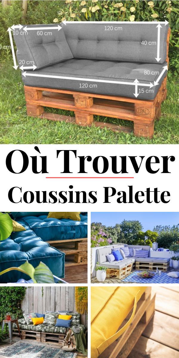 Coussin Palette : Guide d\'Achat 2019 (+ Bons Plans) | Уютный домик ...