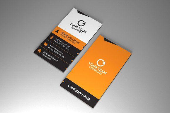 Corporate business card corporate business business cards and corporate business card templates fully editable template adobe illustrator cs3 separate files for wajeb Images