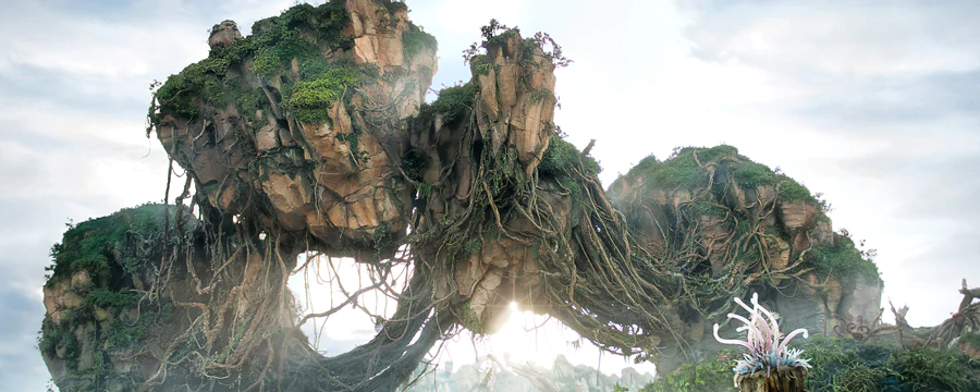 Valley of Mo'ara: Hike Amid Floating Mountains in Pandora ...