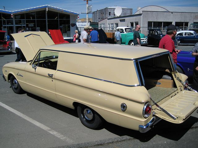 Falcon Sedan Delivery Station Wagon Cars Ford Classic Cars Panel Truck