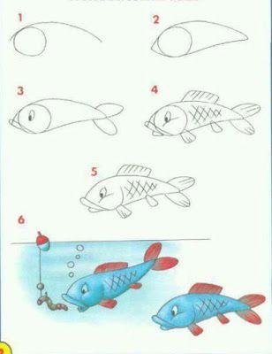 Mira Como Crear Dibujos para Niños a Partir de Trazos ¡Divertido ...