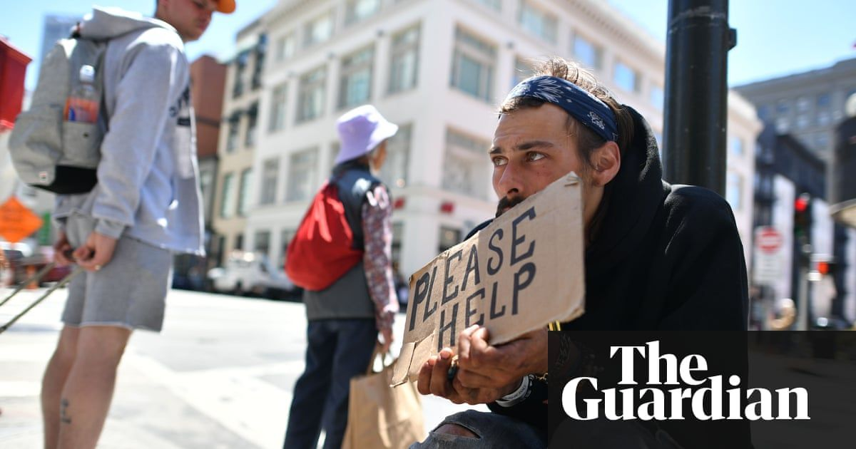America S Homeless Population Rises For The First Time Since The Great Recession Homelessness Helping The Homeless Homeless Francisco