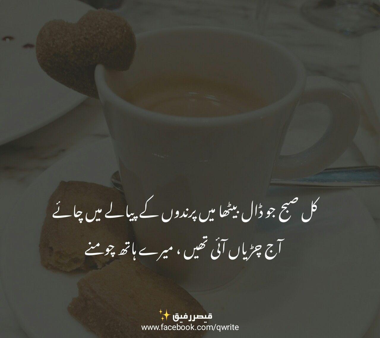 چائے, Tea, Tea lover, Tea Poetry, Chaye, | Tea lover, Urdu ...