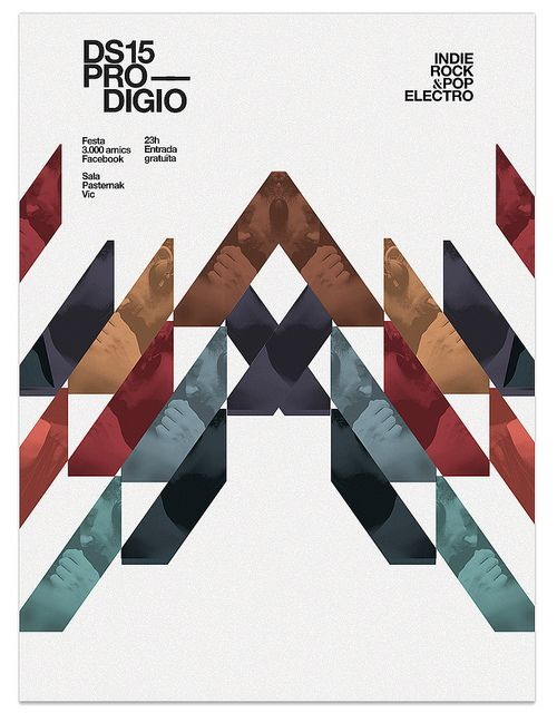 Poster variation by MARIN DSGN