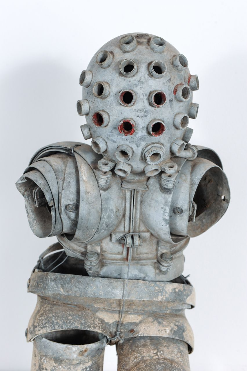 Model of the First Atmospheric Diving Suit (ADS)